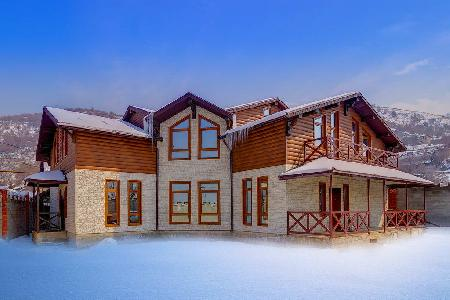 "VIP-сауна ""Альпийская"" | Баня.kz"