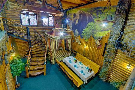 СПА комплекс «Медведь»   Баня.kz